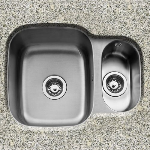 Caple Form 150 Stainless Steel Undermount Kitchen Sink